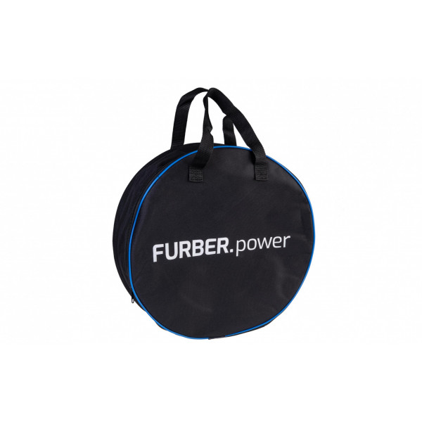 FURBER.power bag for electric car charging cable